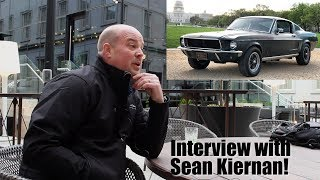 Interview with the Owner of the Original Bullitt Mustang!