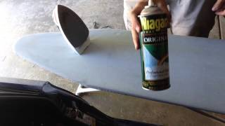 BMW E92 automatic seat belt arm extender fix with starch