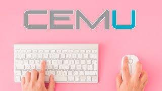 Как подключить клавиатуру и мышь в CEMU 1.14.0с