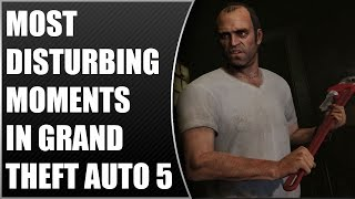Top 15 Most Disturbing GTA 5 Moments