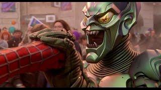 Фильм Человек паук за минуту