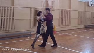 Урок танго для брестчан! Music! Dance! Tango!