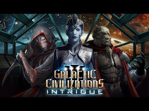 Galactic Civilizations III: Intrigue Youtube Video