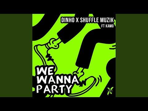 we wanna party dinho shuffle muzik feat kamo shazam
