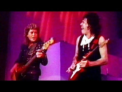 Gary Moore - Empty Rooms (Live In Stockholm 1987) [HD]