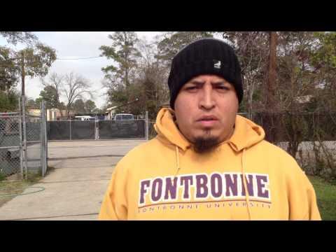Alejandro García es un inmigrante mexicano que en junio de 2012 pidió a Los Ángeles del Desierto