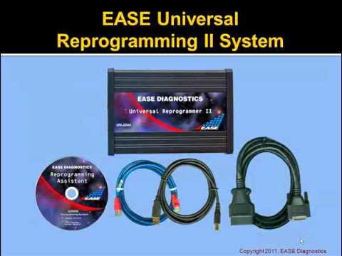 EASE Universal J2534 Reprogrammer II System