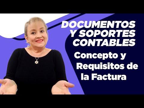312. Factura de Venta : Concepto y Requisitos Legales de la Factura