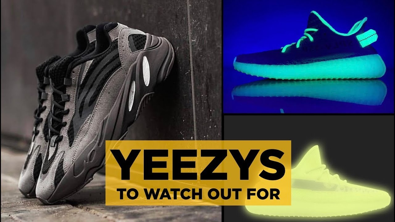 YEEZY 700 V2 VANTA AND GLOW IN THE DARK YEEZYS - YouTube 282a6769a