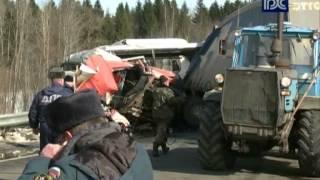 Шесть человек погибли в аварии под Череповцом