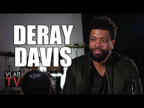 """DeRay Davis on """"How To Act Black"""" Netflix Special - People Wanna Be Black! (Part 1)"""