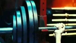 Rocky 4 allenamento