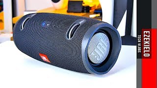Introducing JBL Xtreme 2 with SOUND TEST!