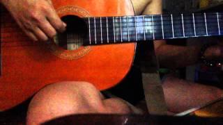 Bài không tên số 4 - Guitar by xekolato =))