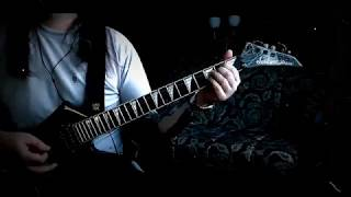 Kreator - Against The Rest (guitar cover)