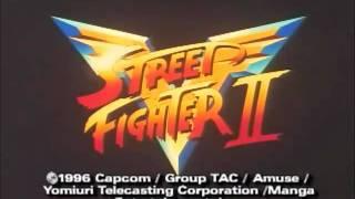 Street Fighter II  V Opening