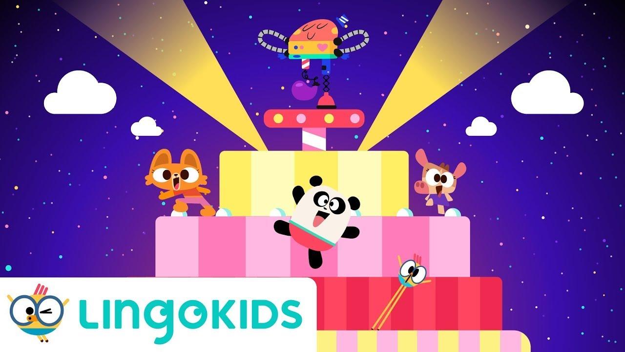 LIKE THIS 🕺⭐ | Dance Song for Kids | Lingokids