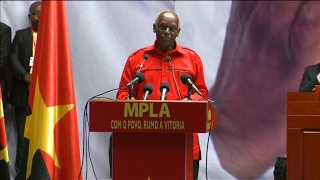 Angola's Dos Santos announces he will not seek re election after 37 years in power