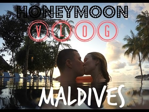 Honeymoon VLOG - MALDIVES - arriving to The Sun Siyam Iru Fushi resort