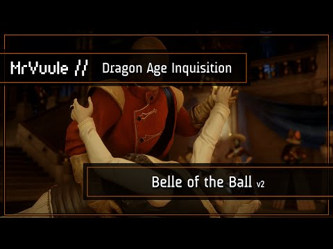 Dragon Age: Inquisition - 'Belle of the Ball' v2 - More Approval (100+) & All Halla Statue Locations