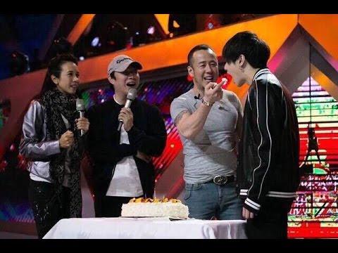 2016.12.18《天籟之戰》天籟替姆替楊坤驚喜慶生