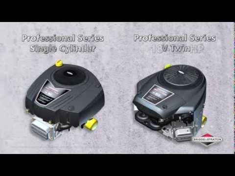 Professional Series Single Cylinder And V Twin Engines