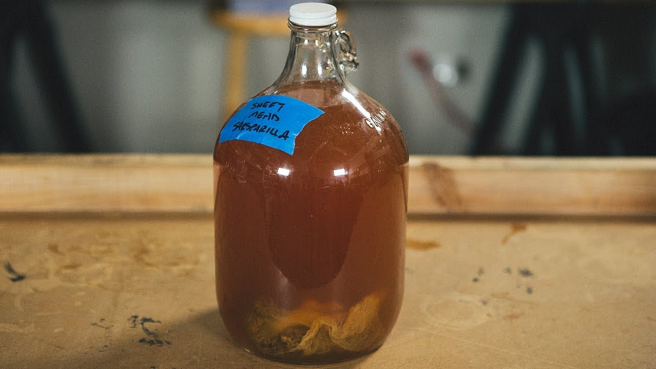how to make mead youtube