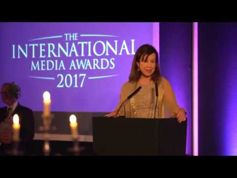 Lyse Doucet wins Outstanding Contribution to Broadcasting award