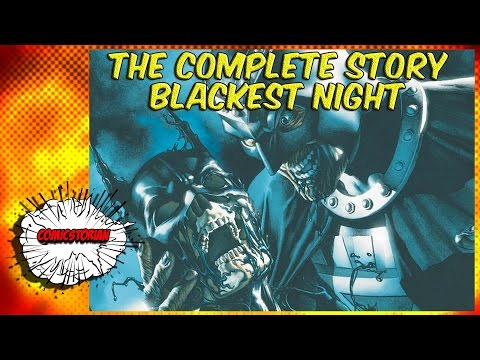 Blackest Night (Green Lantern Story) - Complete Story