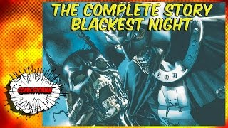 Blackest Night (Green Lantern Story) - Complete Story | Comicstorian thumbnail