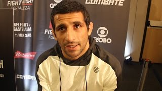 Beneil Dariush Says He's Ready For Edson Barboza's Kicks