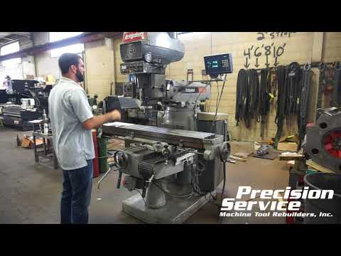 For Sale: Bridgeport Milling Machine