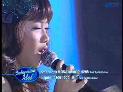 Mona - Jujur Aku Tak Sanggup - Indonesian Idol 2010 / Workshop 2