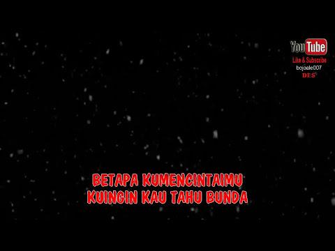 MUARA KASIH BUNDA = ERIE SUSAN - karaoke