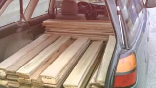 From Pallets To Floors