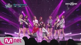 "Gambar cover TWICE(트와이스) - ""Like OOH-AHH(우아하게)"" M COUNTDOWN 151029 EP.449"