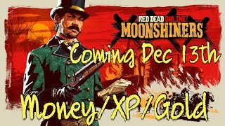 RDR2 Online: New Moonshiner Role and Outlaw Pass Coming Soon! Grinding For New Update