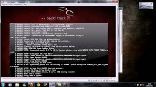 [Tuto] Installer backtrack 5 sur windows 7