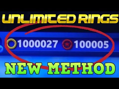 Sonic Dash Hack - New Cheats For Yellow And Red Rings