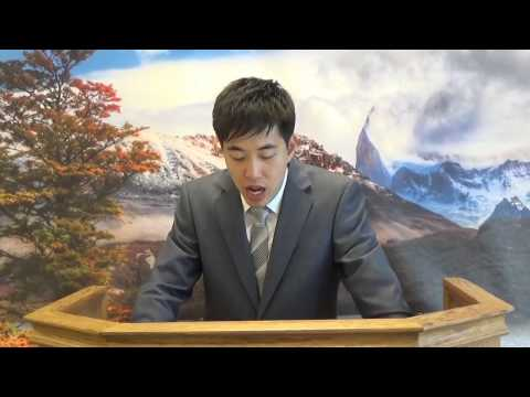 Pt 102- How Can a God of Love Send Someone to Hell? -Dr. Gene Kim (Berkeley Grad & Doctorate)
