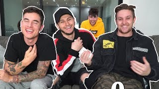 ACCENT CHALLENGE ft. Kian Lawley & Corey Labarrie