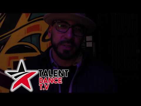 Boogie Frantik Shout out's Talent Dance TV