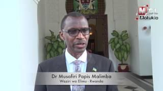 Rais Magufuli apokea barua ya Kagame