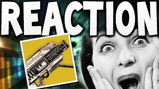 Destiny - GJALLARHORN REACTION PS4 !!