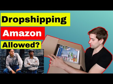 Dropshipping on Amazon - Is it allowed?   How to do it without getting suspended? thumbnail
