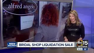 Tucson bridal store holding liquidation sale