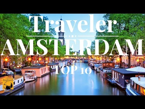 Top 10 Amsterdam Tourist Places to visit