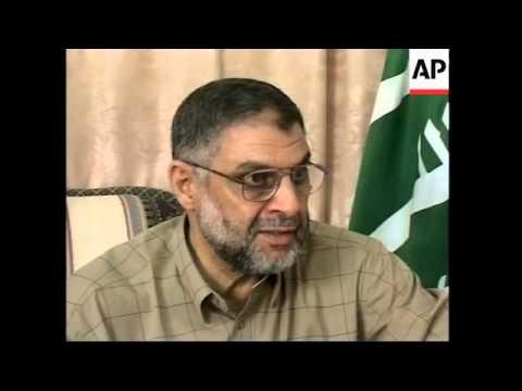 Hamas move towards three-month suspension of attacks