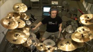 Dream Theater-Overture 1928 (Live) Drum Cover