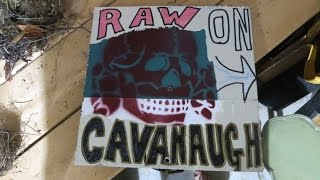 Raw on Cavanaugh - SHT BLD Skate Jam/Cookout/Boxing Match in the ATL
